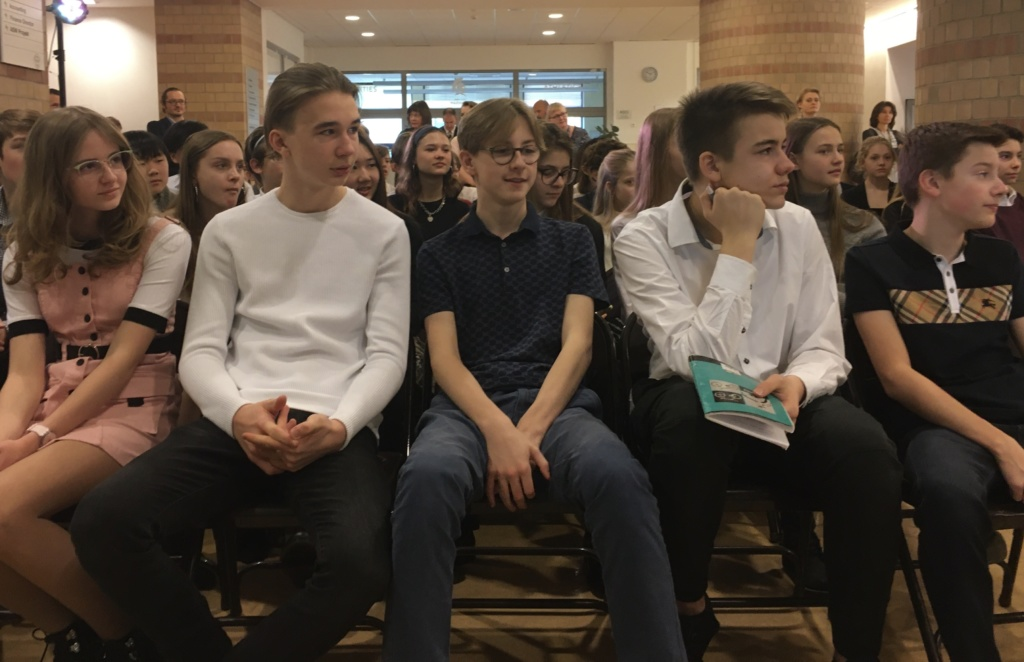 Zasłuchana młodzież