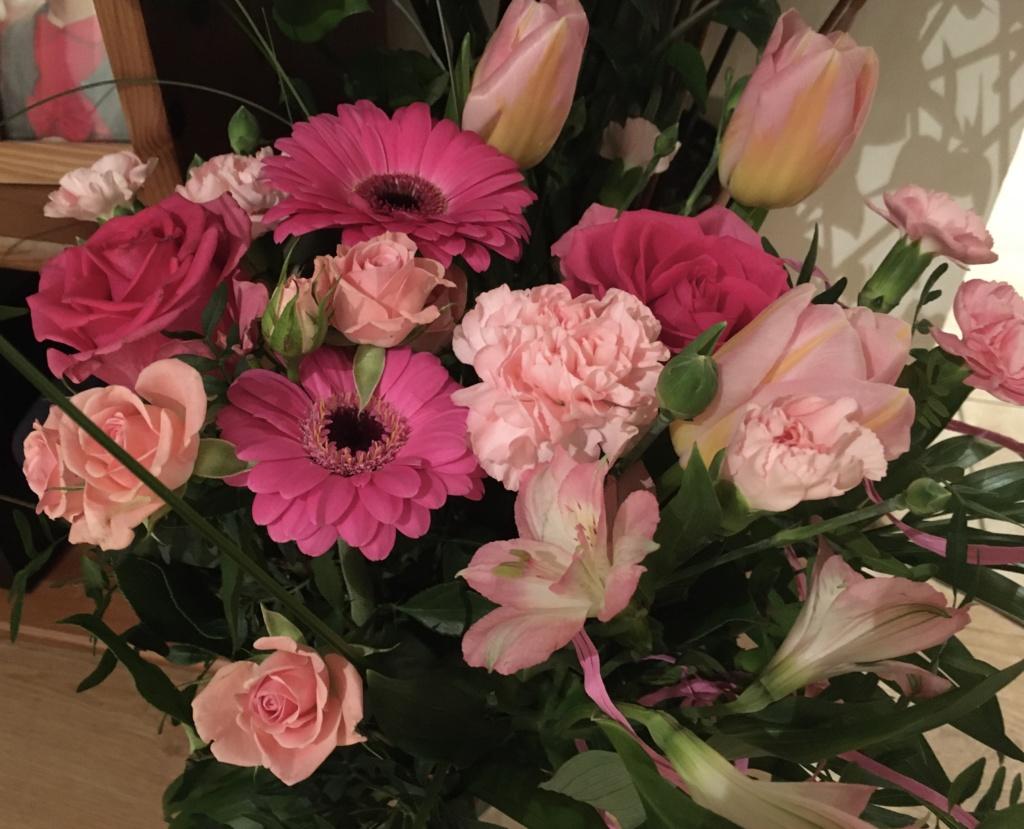 Tak piękne kwiaty dostaliśmy